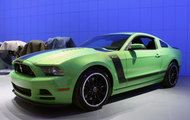 2013 Ford Mustang Boss 302... VROOM VROOM !