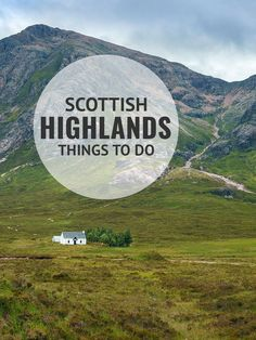 The Scottish Highlands are just as beautiful as you�ve imagined. An incredible road trip destination that features rocky peaks and sweeping glens shrouded in mist.