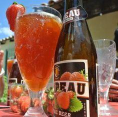 Quelles sont les bonnes bières à la fraise