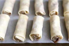 Maak verrassend lekkere appeltaart-Loempia's met dit originele recept! - Zelfmaak ideetjes