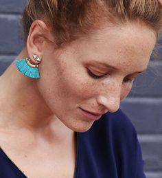 20 Tassel Earrings That Will Straight-Up Stun via Brit + Co