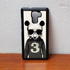Panda Man Hard Case For Huawei Honor 7