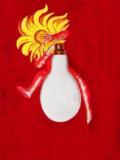 Title: Electric Macquette    Artist: Cappiello    Circa: 1910    Origin: France