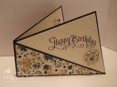 Happy Birhtday Twisted Card