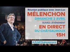 MÉLENCHON : Meeting sur la santé à Châteauroux - #JLMChateauroux