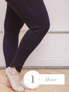 Seamwork issue 2- Manila leggings This looks like a good way to lengthen the pants that are too short...