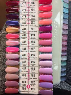 Best Spring Nail Colors 2015 New 2015 Spring Nail Colors Nechty V Roku 2019 Dnd Gel Nail Polish, Cute Nail Polish, Gel Polish Colors, Cute Nails, Gel Nails, Dnd Shellac Colors, Gel Polish Designs, Stiletto Nails, Pretty Nails