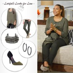 Latifah's Looks for Less: Wednesday, December 4th from @Rick- Cawthard Recessionista