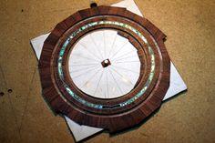 rosette design by Kolaya Guitars