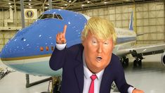 """On December 6 he dissed the presidential ride again, Tweeting that the replacement Air Force One jets slated to come online in the mid 2020s will be too expensive. """"Boeing is building a brand new 747 Air Force One for future presidents, but costs are out of control, more than $4 billion. Cancel order!"""" (The actual budgeted figure is $2.7 billion.)"""