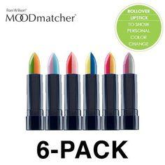 Fran Wilson Moodmatcher Split Stick Lip Color (PACK of 6)