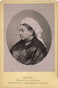 Queen Victoria of Britain.