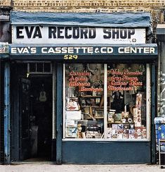 Eva's Record Shop