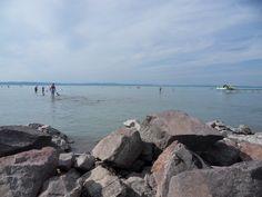 HUNGARY - SIOFOK: Lake Balaton.