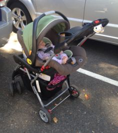 Breaking down our favorite infant car seats and strollers in each price category and discussing features and compatibility of each. Graco Snug Ride, Chicco KeyFit, etc.