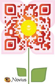 QR code design - Novius