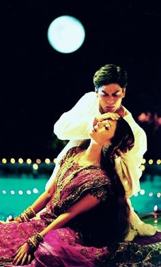 can someone like devdas sweep into my life and take me away with the moon shining bright on our faces??