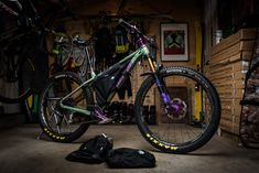As a beginner mountain cyclist, it is quite natural for you to get a bit overloaded with all the mtb devices that you see in a bike shop or shop. There are numerous types of mountain bike accessori… Mtb Enduro, Hardtail Mtb, Hardtail Mountain Bike, Bmx, Mountain Biking Women, Road Bike Women, Downhill Bike, Mtb Bike, Minimalist Movie Posters