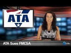 Trucking News Central Feb. 17th - ATA Sues FMCSA, Hybrid Trucks, Kenworth T660, & More