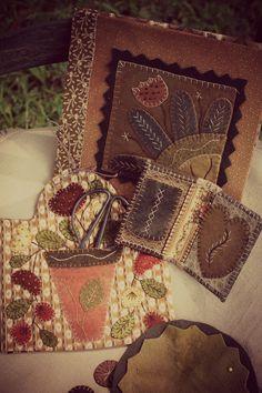 Sewing Woolies by Rebekah L. Smith rebekahlsmith.com