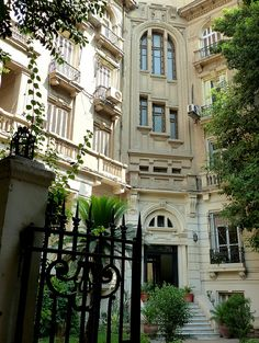 Zamalek. Cairo ((I still can't decide if Ra'd would live in a place like this, or just a normal-ass apartment :I))