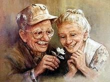 Load image into Gallery viewer, DIY Diamond Painting Old Couple Full Square Rhinestone Portrait Diamond Embroidery Vieux Couples, Old Couples, Serge Reggiani, Growing Old Together, Ecole Art, 5d Diamond Painting, Cross Paintings, Secret Obsession, Friendship Quotes
