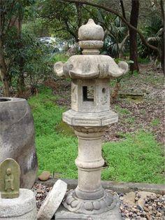 Japanese Ishi Doro ( Stone Lantern)