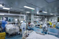 The Lagos State Government on Sunday announced the discharge of five patients receiving treatment at the Infectious Disease Hospital, Yaba, . In China, Leiden, Urdu News, World Health Organization, Wuhan, Hong Kong, Death, Politics, News Channels