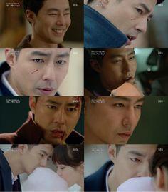 배우 조인성 8종 눈빛 세트가 시청자들에게 배달됐다.    지난 8일 SBS '드라마 특별 시사회 그 남자, 그 여자와 데이트'에서 공개된 '그 겨울, 바람이 분다' 영상이 뜨거운 화제를 불러일으키고 있다.