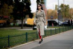 Бежевый тренч: с чем носить базовый must-have осени — Lady For Lady