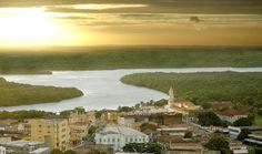 Rio SANHAUÁ  na  minha Querida João Pessoa foi considerada  a segunda cidade Mais Verde do mundo e lindas praias.