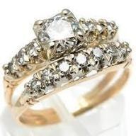 diamond engag, jewelri 12, gold weddings, ring set, mother, jewelri ador, wedding rings, friend, engag bridal