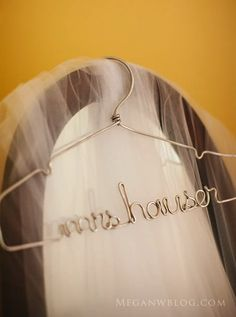 I want one for my wedding dress...