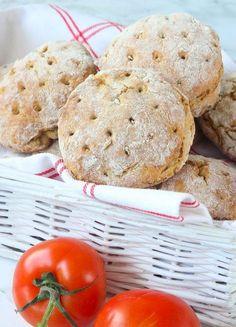Snabba frukosttekakor Swedish Recipes, Fika, Sweet Bread, Bread Baking, Vegetarian Recipes, Muffin, Rolls, Frozen, Mango