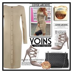 """""""Yoins 26"""" by erina-salkic ❤ liked on Polyvore featuring yoins, yoinscollection and loveyoins"""