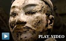 A traveling exhibition of China's terra cotta warriors sheds new light on the ruler whose tomb they guarded World History Teaching, World History Lessons, Art History, Ancient China, Ancient Art, Ancient History, Terracota, Terracotta Army, Sculpture Lessons