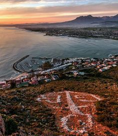 The lovely Gordonsbay, Western Cape South Africa