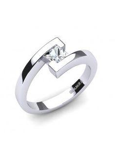 Glamira Diamond Ring Damara #GlamiraDiamond