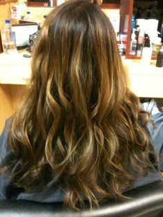 balayage - getting this in 2 WEEKS! great for virgin hair, like mine :) nervous!