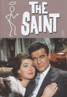 The Saint - starring Roger Moore James Bond, The Saint Tv Series, Tv Vintage, Cinema Tv, Vintage Television, Roger Moore, Old Tv Shows, Television Program, Radios
