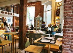 Restaurante Ultramarinos Quintín planta bajaTe Veo en Madrid