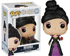 ONCE UPON A TIME - Bobble Head POP N° 268 - Regina Mills