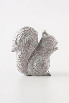 Squirrel knob