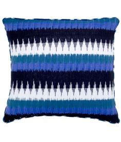 Nomad Cotton Throw Pillow