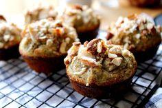 Gluten-Free Buckwheat and Almond Flour Banana Nut Muffin Recipe