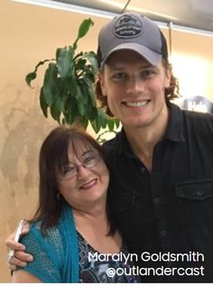 Outlander Cast Blog Scoop: Sam Heughan's arrival in South Africa - Outlander Cast Blog