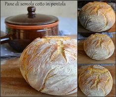 Focaccia Pizza, Bread Recipes, Cooking Recipes, Dutch Oven Bread, Something Sweet, Biscotti, Crackers, Italian Recipes, Bakery