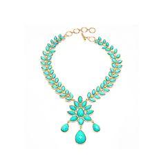 turquoise bling love