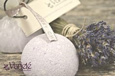 lavander bath bombs