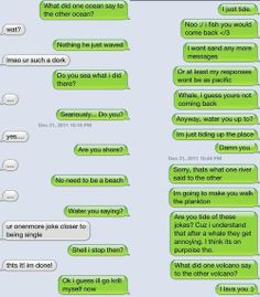 Text messages XD